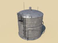 maya oil storage