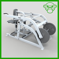 seated dips 3d model