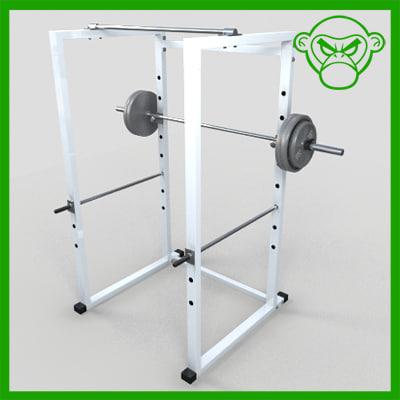 directx squat cage