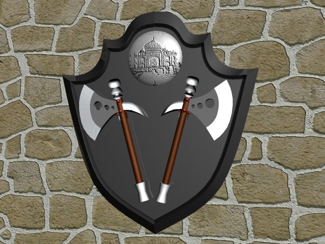 weapon axe 3ds