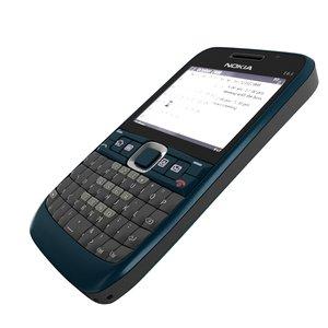nokia e63 3d model