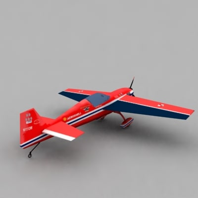 extra 300 s 3d 3ds