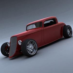 1933 factory 3d model
