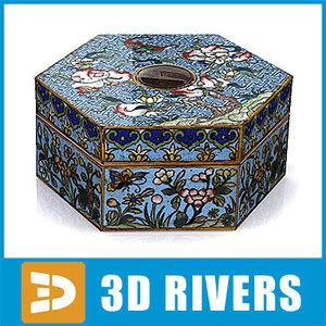 chinese box 3ds