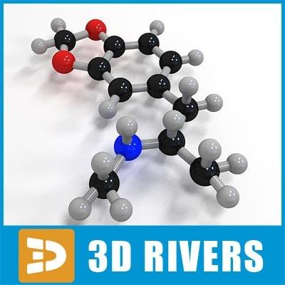 maya ecstasy molecule