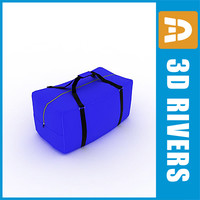 Large gym bag by 3DRivers