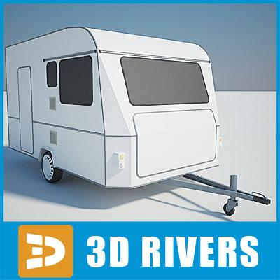 maya camping trailer