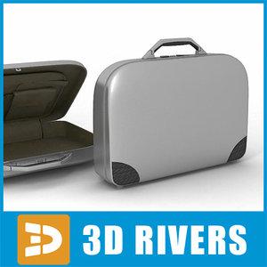 3d model case bag