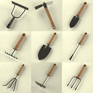3ds max garden tools