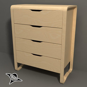 3ds max ikea furniture rendered