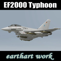 EF2000 Typhoon (German)