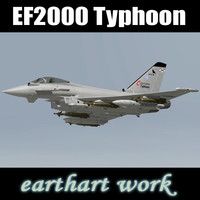 EF2000 Typhoon (Spanish)