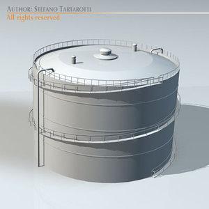 3d 3ds gas tank