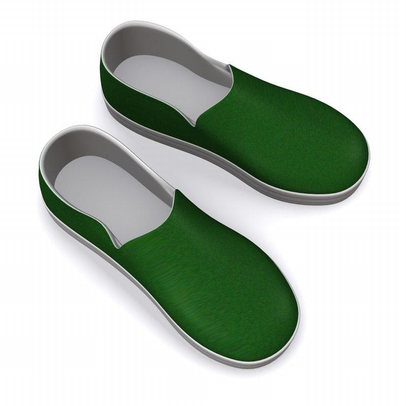 3ds shoes