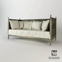 3d sofa salda