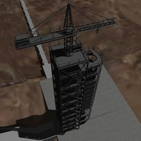3d north launch model