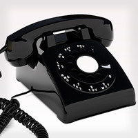 rotary phone 3d model