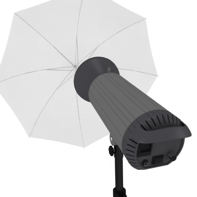 3ds max studio kit spot light