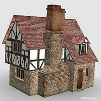 house vicarage 3d 3ds