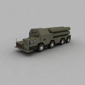s 3d model