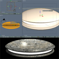 blender ufo sendercorp blender