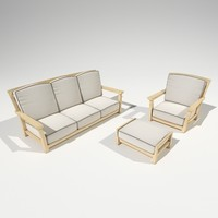 Mandalay Outdoor Furniture Set