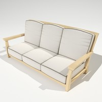Mandalay Sofa Model