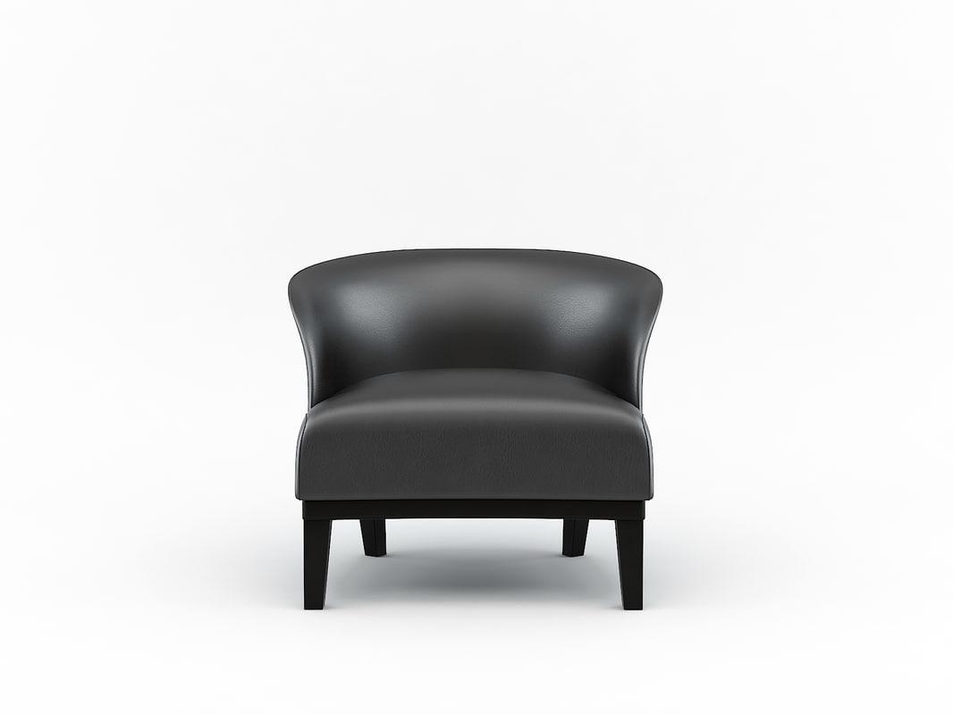 idi chair giorgetti 3ds