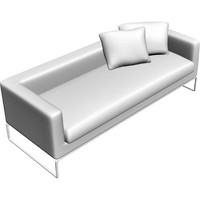obj contemporary sofa