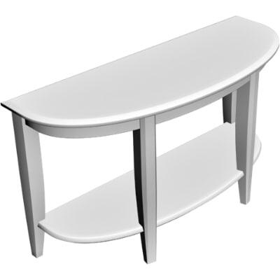 3d sofa table