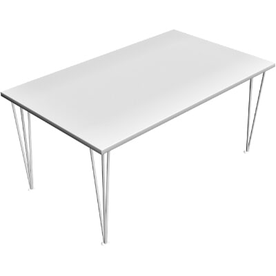 maya contemporary table