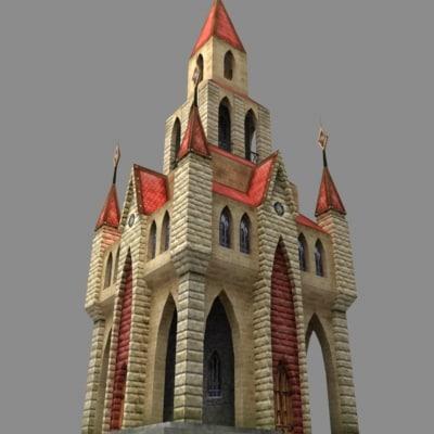 max fantasy temple