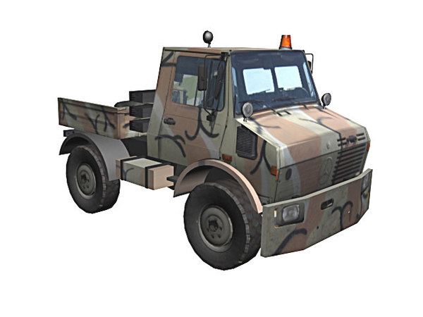 3d 3ds air force vehicles