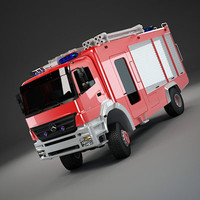 Axor Firetruck
