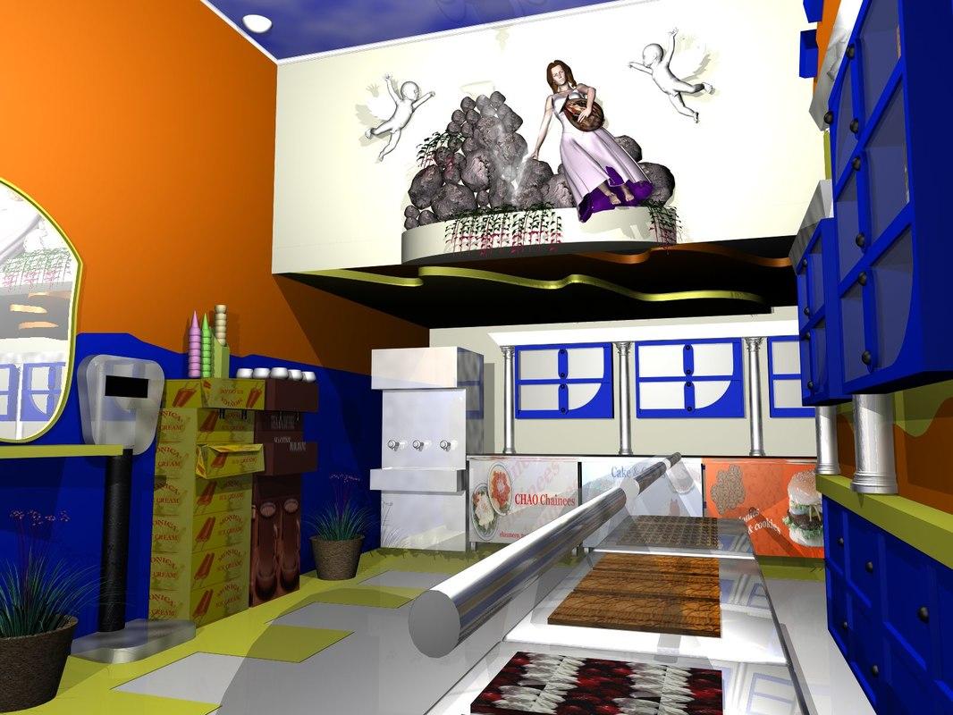 ice-cream coffee shop icecream-shop max