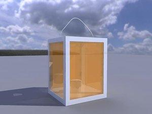 3d floorlight glass