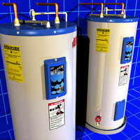Hot Water Heater  02