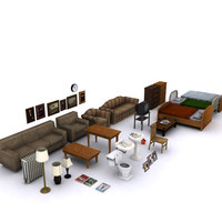 Furniture pack 1