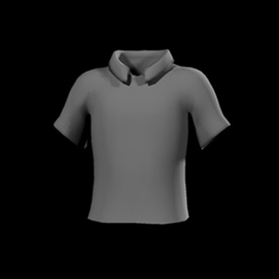 maya standard collared shirt
