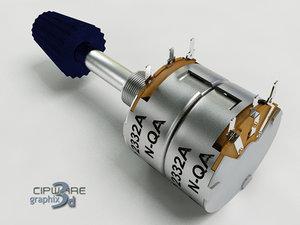 3d potentiometer v1
