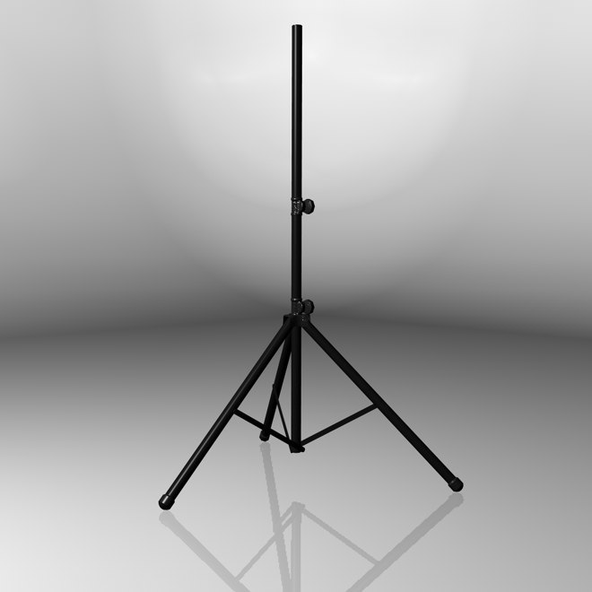 cinema4d tripod speaker stand
