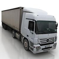 truck + trailer 7