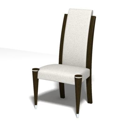 3d max chair turri