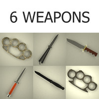 street weapons max