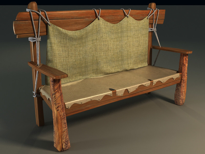 3d ancient furniture