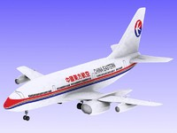 max china easten airbus