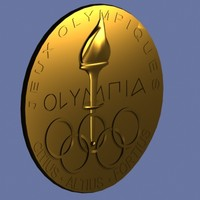 olympic medal 3ds