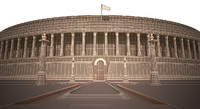 Parliament of India Exterior