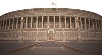 Parliament of India Exterior