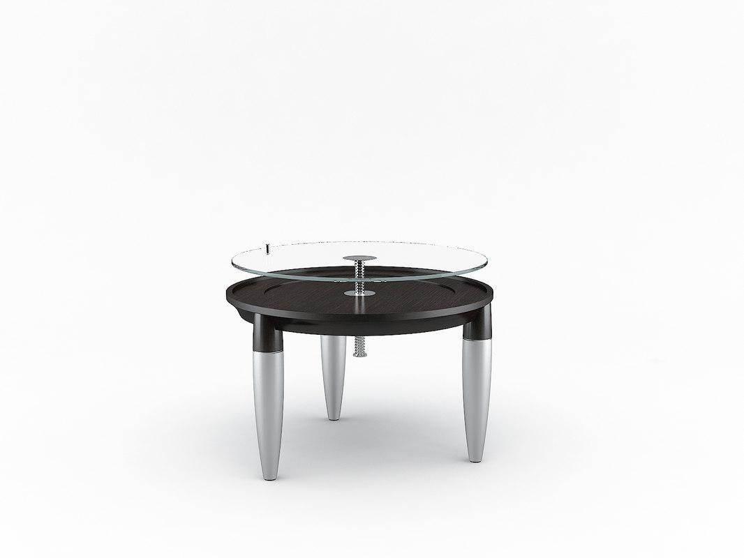 roi table giorgetti 3d model